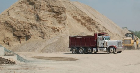 maryland sand and gravel bulk delivery